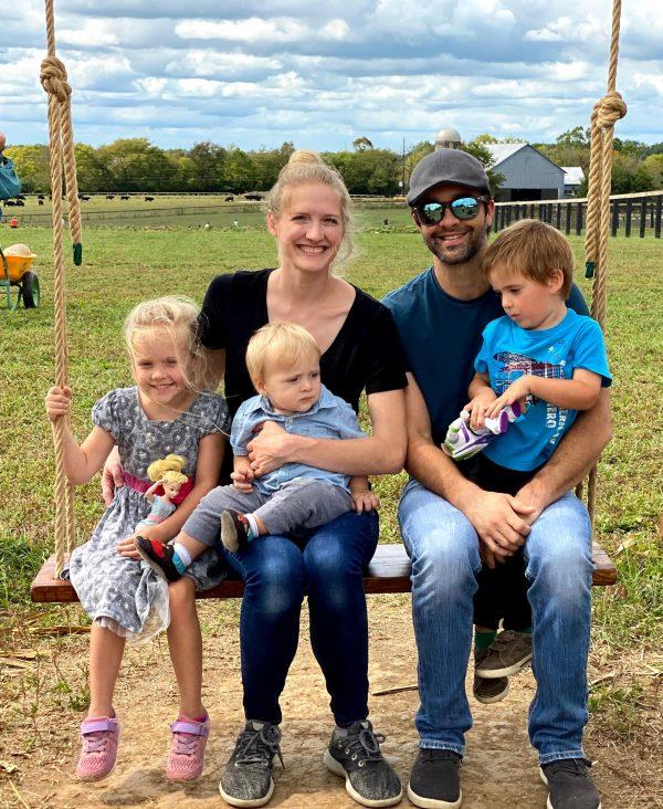 Photo of Elliott, Zac & Emily