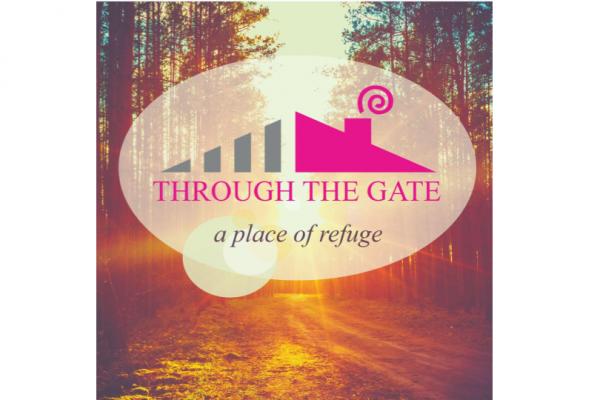 Through the Gate logo